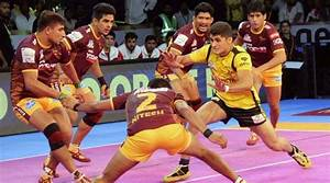 Pro Kabaddi 2017  Up Yoddha Conclude Home Leg With 25