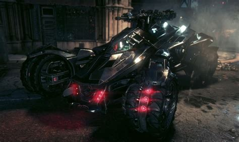 Arkham Knight Batmobile Diorama Now Available For Pre