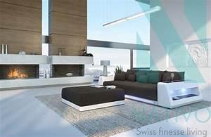 Big Sofa Led Beleuchtung : ledersofa vice bei nativo m bel oesterreich g nstig kaufen ~ Bigdaddyawards.com Haus und Dekorationen