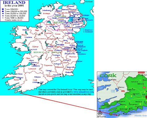 International Study Regions Cape Clear Island Cork