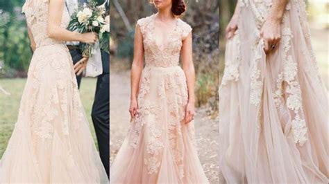 2018 Vintage Wedding Dresses Ideas When On A Budget