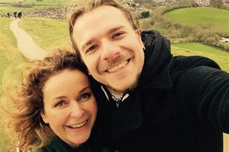 actress julia sawalha julia sawalha has revealed she s finally found her ideal