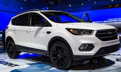 2019 Ford Escape Redesign  Reviews, Specs, Interior