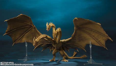 S.h.monsterarts King Ghidorah (2019