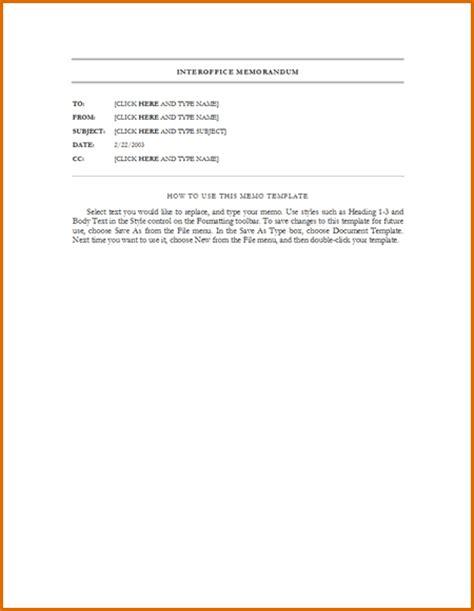 microsoft word memo template 6 microsoft word memo template authorizationletters org