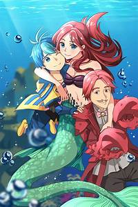 What If Disney Cartoons Were Anime? Artist Shows What It ...