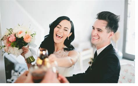 Brendon Urie S Relationship With His Wife Sarah