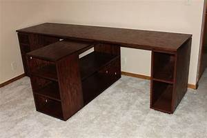 Two, Person, Workstation, For, Office, And, Home, Office, U2013, Homesfeed