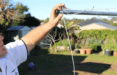 clothesline restring and rewire service lifestyle