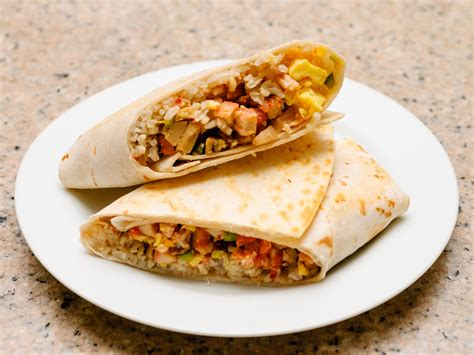 how to make a breakfast burrito 13 steps with pictures