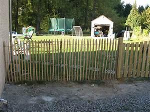Portillon Bois Jardin : awesome portillon jardin chataignier photos amazing house design ~ Preciouscoupons.com Idées de Décoration