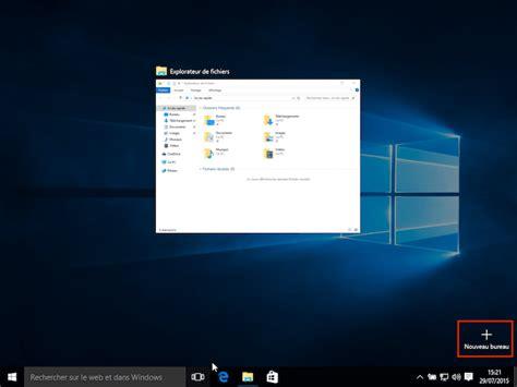 Comment Utiliser Les Bureaux Virtuels De Windows 10