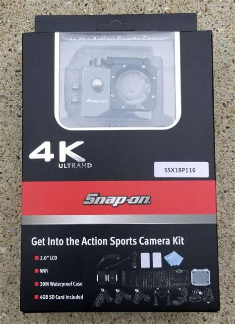 snap tools ultrahd gopro action sports camera
