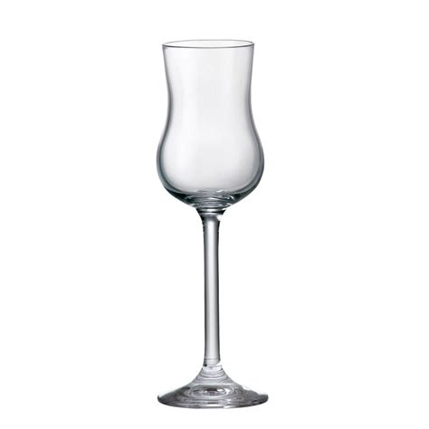 bicchieri da grappa set 6 bicchieri grappa