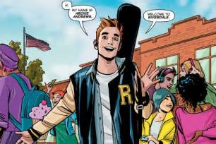 Riverdale Archie Comics And