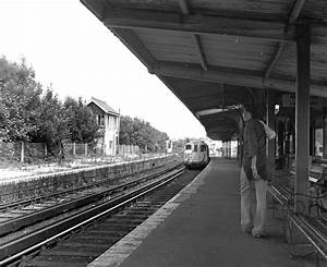Shanklin Station  Isle Of Wight  U00a9 Dr Neil Clifton Cc