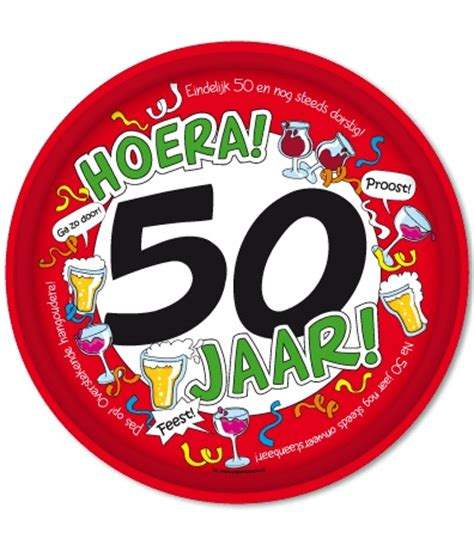 verjaardag abraham 50 jaar