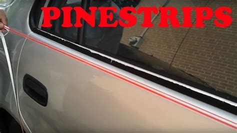 install pinstripes youtube