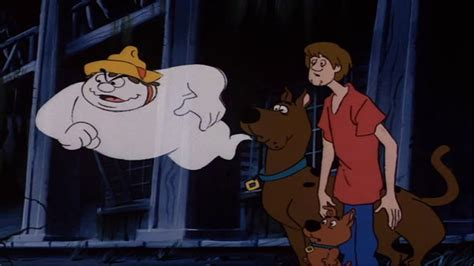 scooby doo meets  boo brothers  backdrops