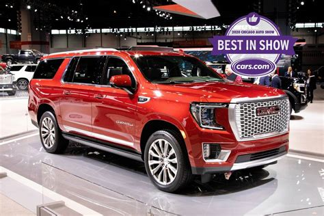 2020 Chicago Auto Show: Best in Show | News | Cars.com