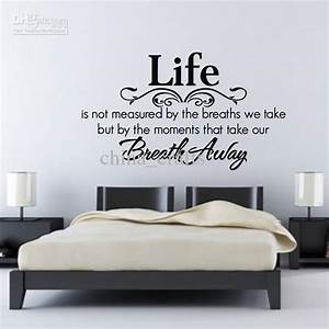 Bedroom Wall Quotes Living Room Wall Decals Vinyl Wall