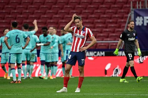 Atletico Madrid's poor form continues ahead of Chelsea ...