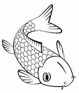 Tuna Coloring Pages Fish Printable Getcolorings sketch template