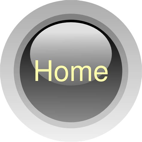 11622 home button png home button clip at clker vector clip