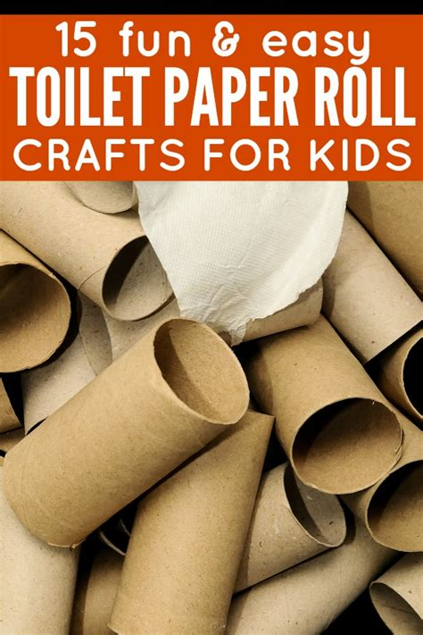 15 amp easy toilet paper roll crafts for 112   15 fun easy toilet paper roll crafts for kids