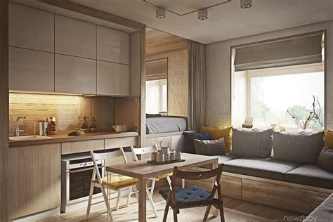 ultra tiny home design 4 interiors 40 square meters