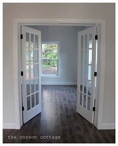 the corson cottage: Our Renovation - Interior French Doors