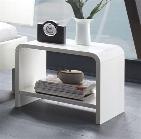 Design Nachttisch Weiß by Design Moderner Nachttisch Moderner Nachttisch
