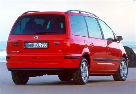 amazing volkswagen sharan volkswagen sharan 2003 review amazing pictures and