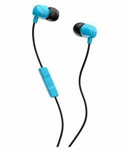 Skullcandy S2duy-k628 Jib Ear Buds Wired Handsfree Earphones With Mic