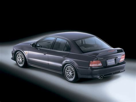 mitsubishi galant vr  type spicture  reviews news