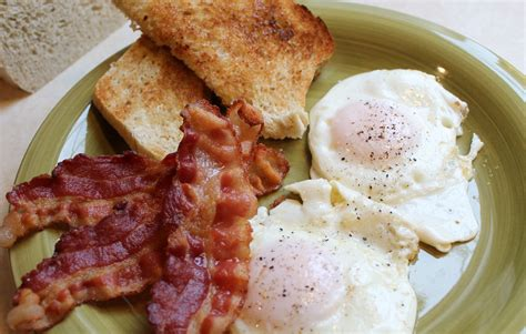Images Of Kitchen Ideas - how to make a perfect bacon and eggs breakfast just one donna