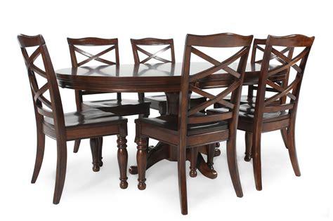 Ashley Porter Fivepiece Round Dining Set Mathis
