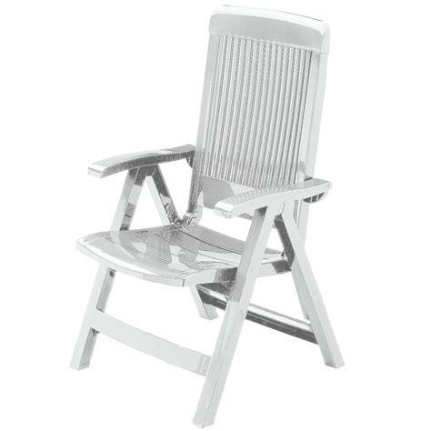 chaises et fauteuils de jardin fauteuil fidji iii blanc achat vente fauteuil jardin chaises de jardin cdiscount
