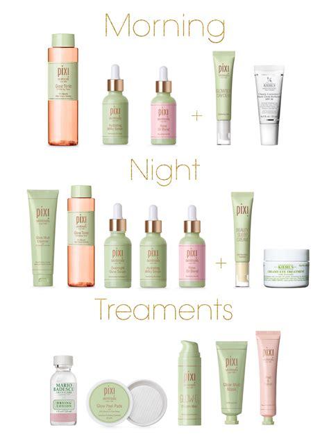Skincare Routine for Glowing Skin: Pixi Glow Tonic