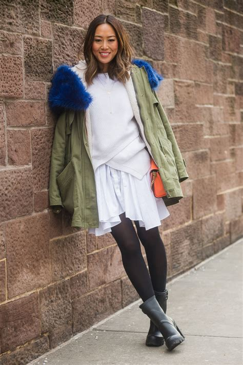 What to Wear to Work When Itu0026#39;s Raining | Glamour