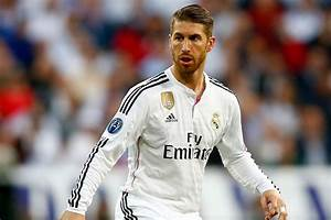 Real Madrid center-back Sergio Ramos offered to Barcelona ...