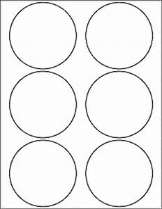 download label templates ol1715 35quot circle labels With 3 5 round labels