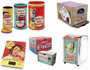 Objet Vintage Deco : natives des accessoires une d co r tro vitamin e ~ Teatrodelosmanantiales.com Idées de Décoration