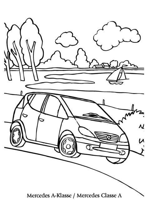 Kleurplaat Rox Auto by N 22 Kleurplaten Automerken