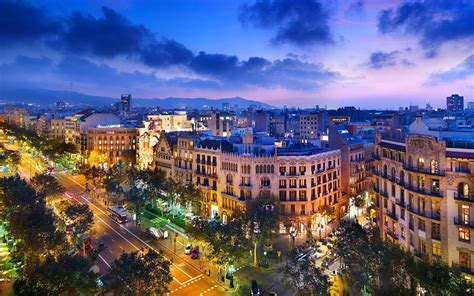 Barcelona City Wallpapers
