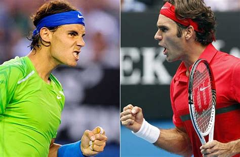 Federer - Nadal, head-to-head | Tennis Explorer