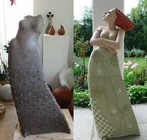 Große Tierfiguren Für Den Garten : gro e tonfiguren f r den garten keramik kunst blog ~ Indierocktalk.com Haus und Dekorationen