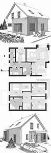 Grundriss Haus Mit Erker : einfamilienhaus architektur classic grundriss mit satteldach erker erweiterung mit holzfassade ~ Indierocktalk.com Haus und Dekorationen