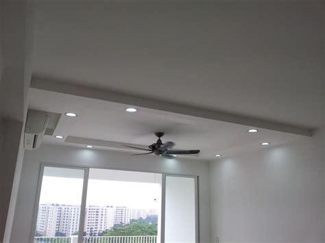 fan light fixtures l box false ceilings l box partitions lighting holders