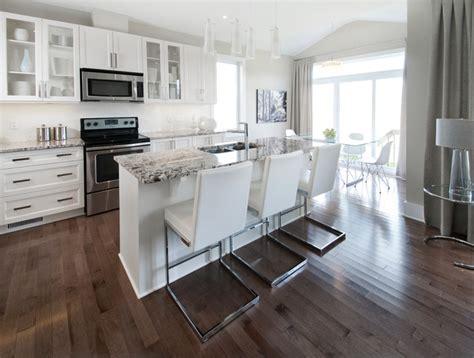 pro kitchen cabinets tartan homes ashton model contemporary kitchen 1662